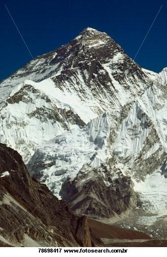 Everest, ainda é o topo do mundo