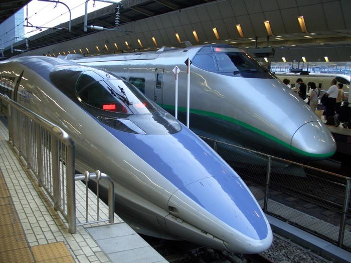 O superveloz trem bala (500 km/h), realidade na Europa e Japão há mais de 2 décadas, estávido para o Brasil a passos de tartaruga