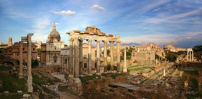 Roma centro histórico