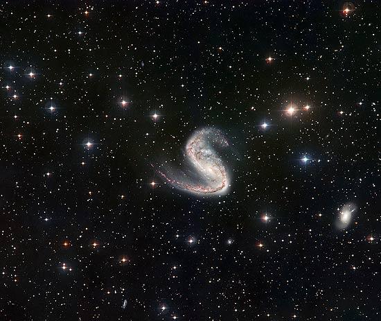 galáxia ngc 2442