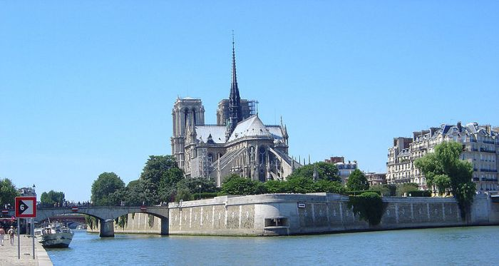 Catedral notredame