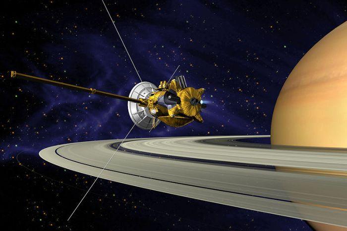 Sonda Cassini