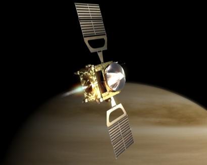Sonda Magalhães rumo à Vênus