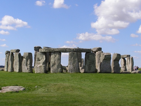 stonehedge foto