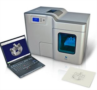 Não é uma máquina de lavar, é uma impressora 3D