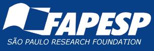 Logo Fapesp Sponsors - Azul