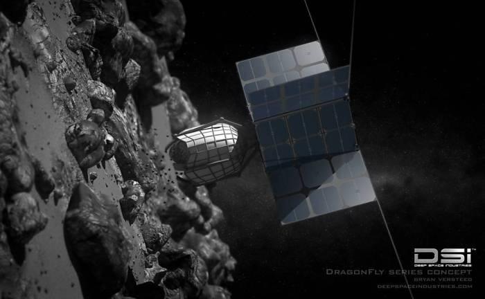 explorA asteróide