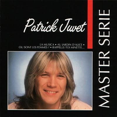 Patrick Juvet - Master Serie - Front
