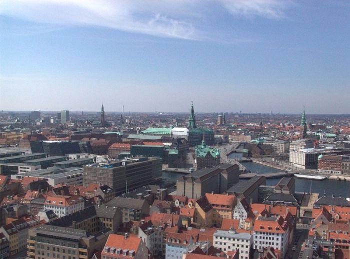 Copenhagen, a capital
