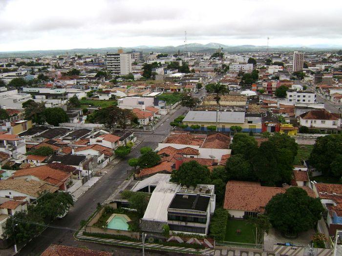 A maior e mais desenvolvida cidade do agreste, a minha querida Feira de Santana