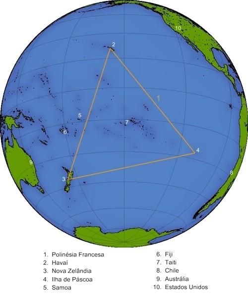 Triangulo-Polinesio