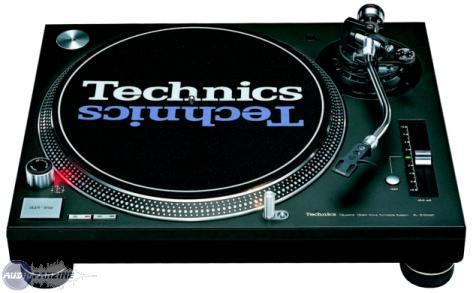 As lendárias Techinics SL 1800