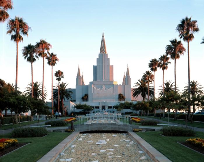 Templo Mórmon nos EUA