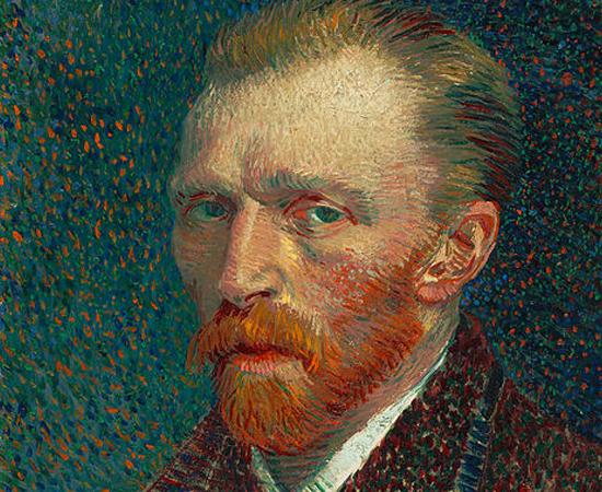 Van Gogh, o homem que pintava o 7