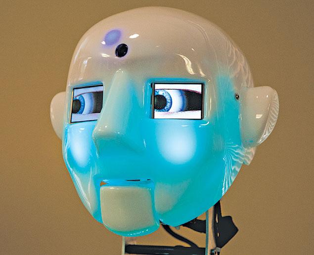 robo humanoide
