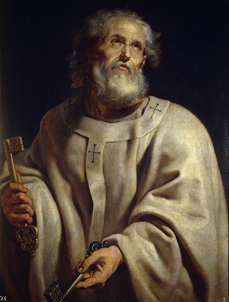 São Pedro teria sido o 1° Papa