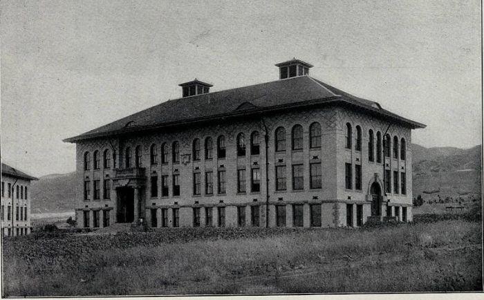 Universidade de Utah em 1905