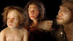 Neandertais quase sapiens