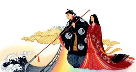 mitologia japonesa