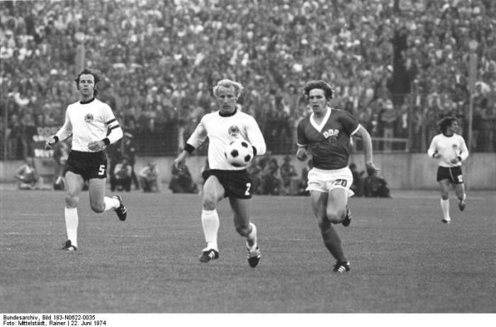 Partida histórica entre as 2 Alemanhas