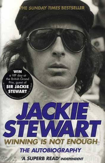 Stewart, velocidade com cautela