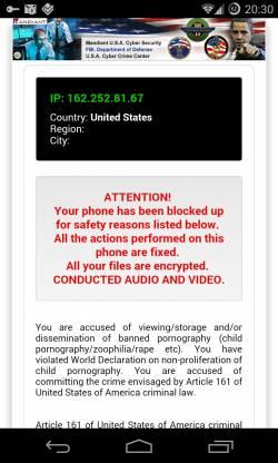 virus pro android