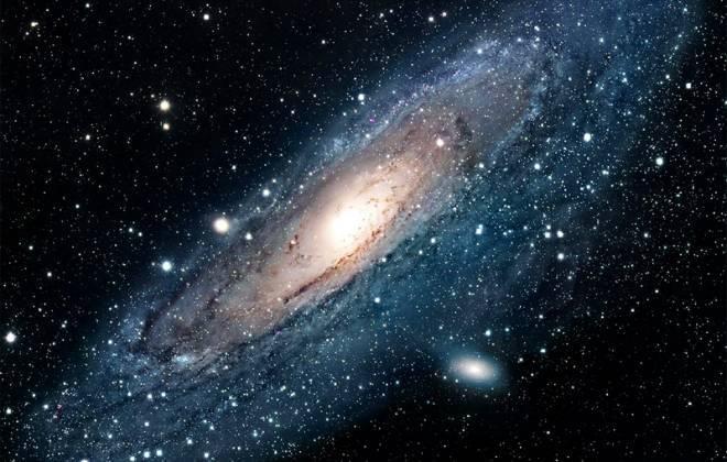 Galáxia espiral, podem existir bilhões delas