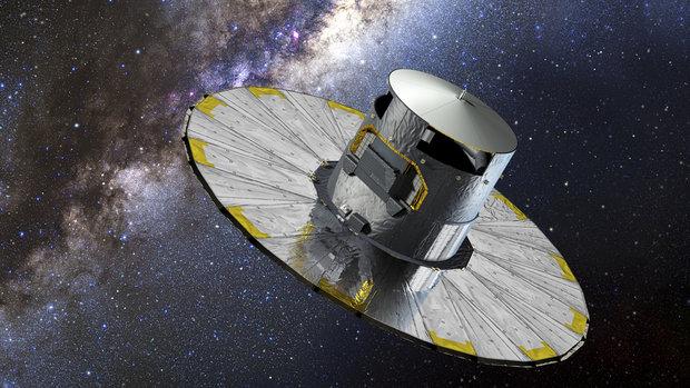 satelite gaia