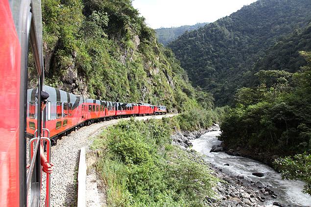 trem equador