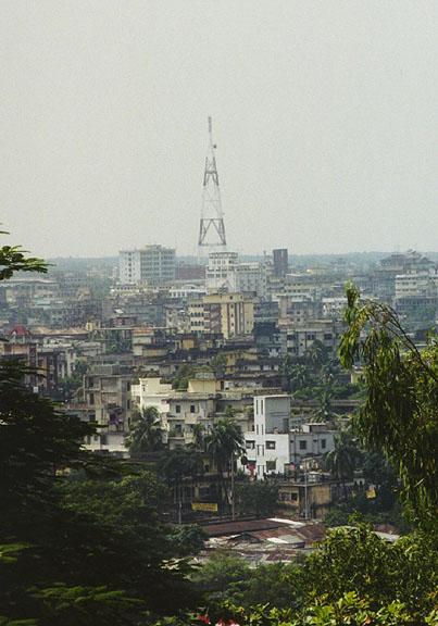 Chittagong é a 2ª maior cidade