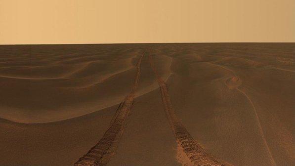Marte Deserto (por enquanto)