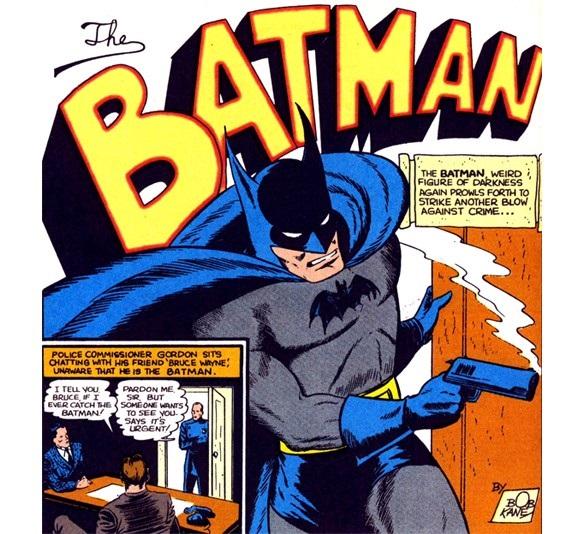 batman homicida