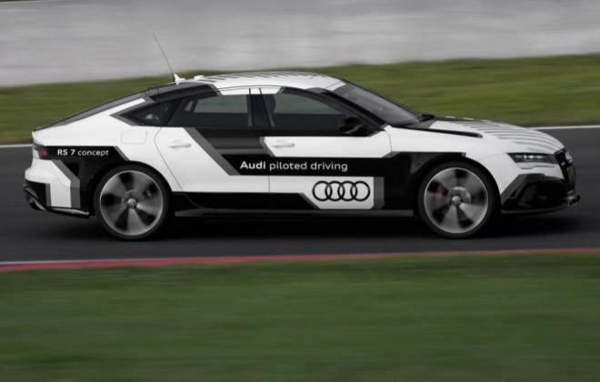 Audi, o mais veloz