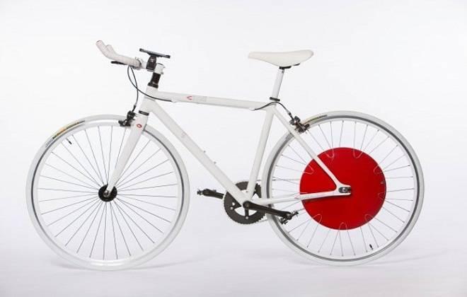 bike semi elétrica