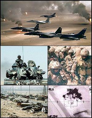 guerra golfo
