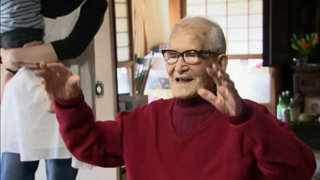 O Homem mais velho de todos os tempos: 116 anos