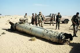Os descalibrados mísseis iraquianos