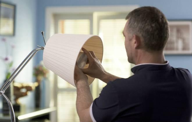 lampada de wifi