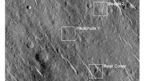 sonda beagle2