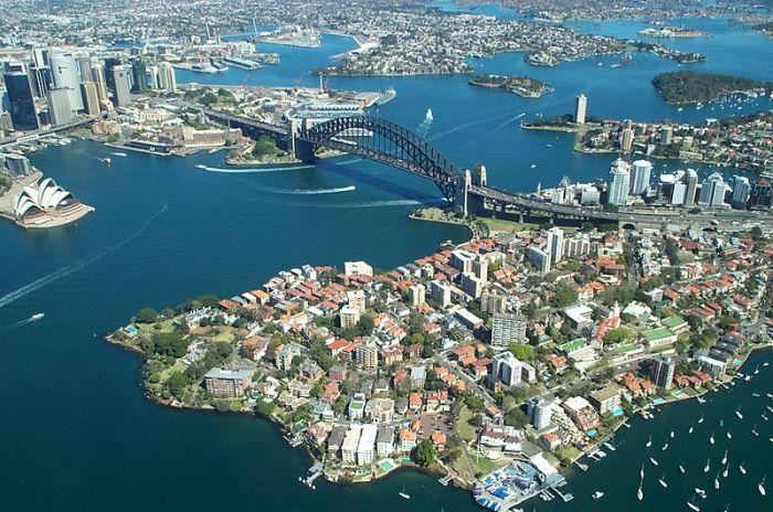 Sydney na Austrália