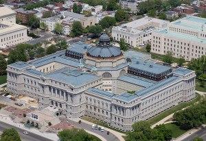 biblioteca Washington