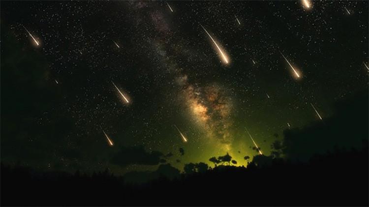 Resultado de imagem para meteoros que podem atingir a terra