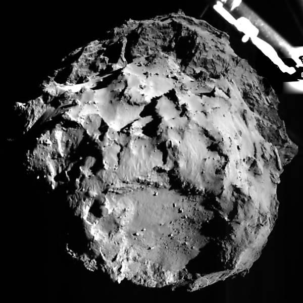 sonda no cometa