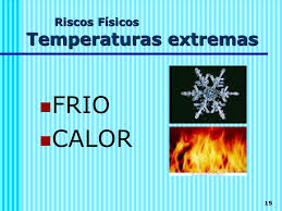 frio e calor