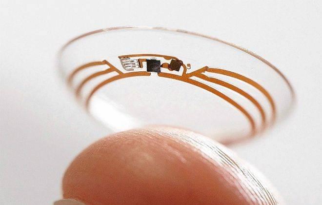 O Google registrou uma nova patente que pode significar que no futuro as  lentes de contato terão mais funções além de corrigir a visão. d7ad008052