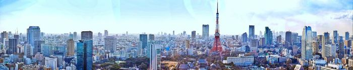 Tokyo_Minato_Panorama
