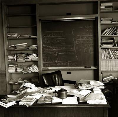 einstein-escritorio