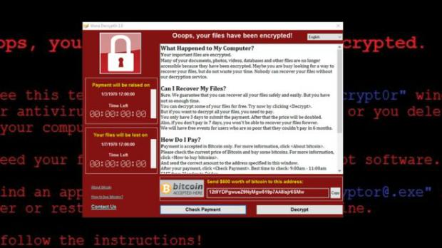 hacker resgate