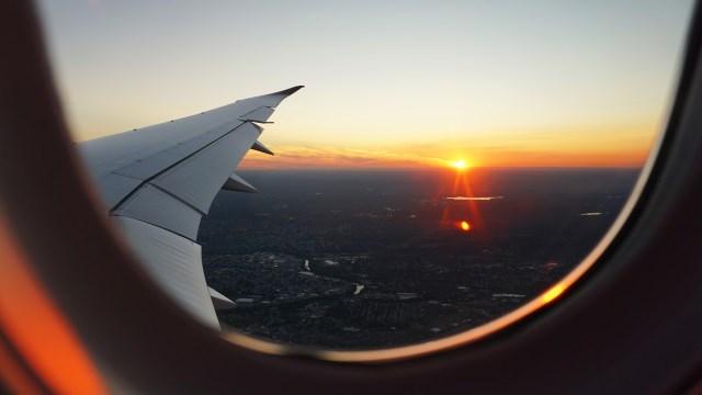 avião perigo