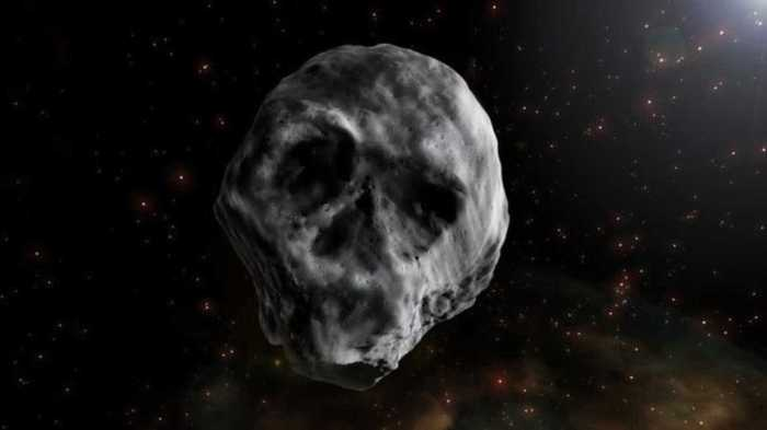 asteroide haloween